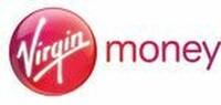 Virgin Money Logo, RED ON WHITE Background