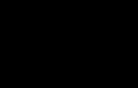 Adamson logo, black on transparent background