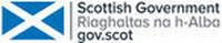 Scottish Government Logo on white background